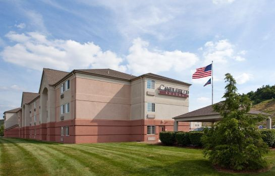 Exterior view Candlewood Suites PITTSBURGH-AIRPORT