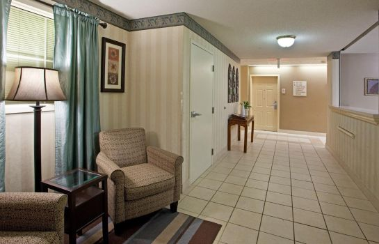 Hall de l'hôtel Candlewood Suites PITTSBURGH-AIRPORT