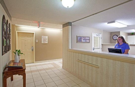 Hotelhalle Candlewood Suites PITTSBURGH-AIRPORT