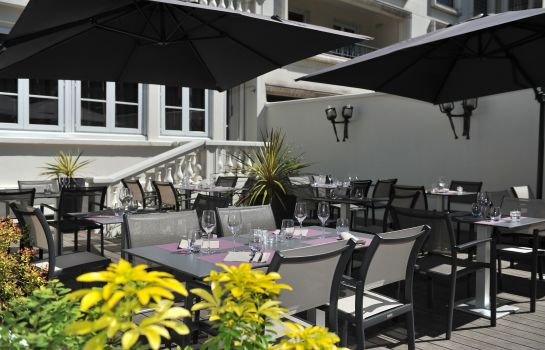 Terrasse Hôtel Mercure Paris Saint-Cloud Hippodrome