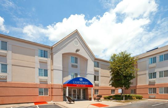 Außenansicht FT WORTH/FOSSIL CREEK Candlewood Suites DALLAS