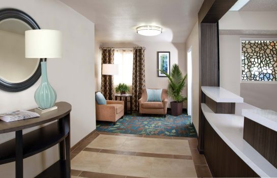 Hotelhalle Sonesta Simply Suites Fort Worth