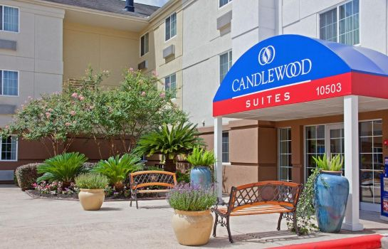Vista esterna Candlewood Suites HOUSTON CITYCENTRE I-10 WEST