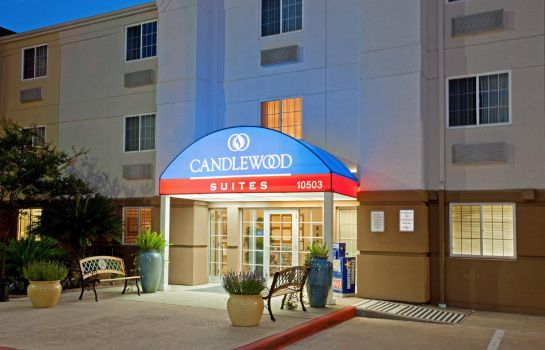 Exterior view Candlewood Suites HOUSTON CITYCENTRE I-10 WEST
