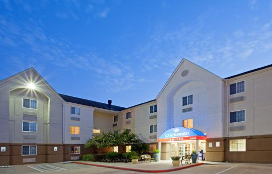 Außenansicht Candlewood Suites HOUSTON CITYCENTRE I-10 WEST
