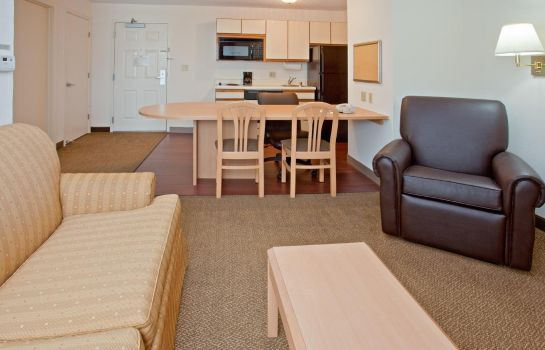 Suite Candlewood Suites HOUSTON CITYCENTRE I-10 WEST