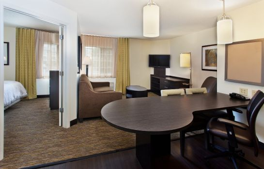 Zimmer Candlewood Suites HOUSTON CITYCENTRE I-10 WEST
