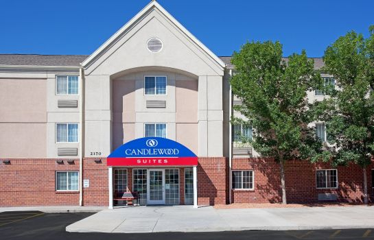 Außenansicht Candlewood Suites SALT LAKE CITY-AIRPORT