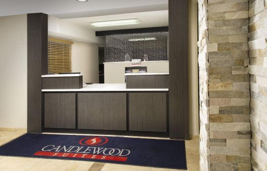 Hotelhalle Candlewood Suites RICHMOND-SOUTH