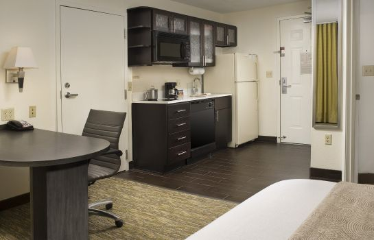 Zimmer Candlewood Suites RICHMOND-SOUTH