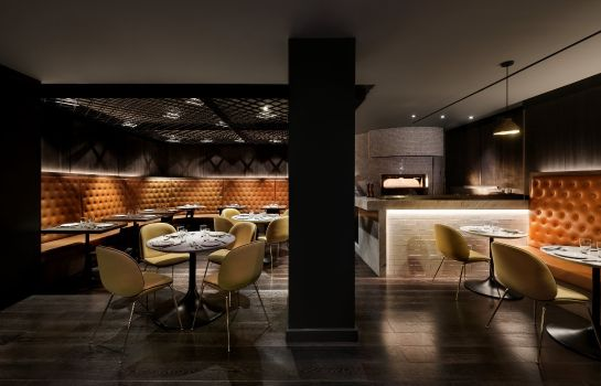 Restaurante THE TIME NEW YORK