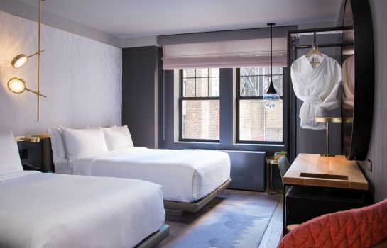 Chambre double (confort) The Time New York