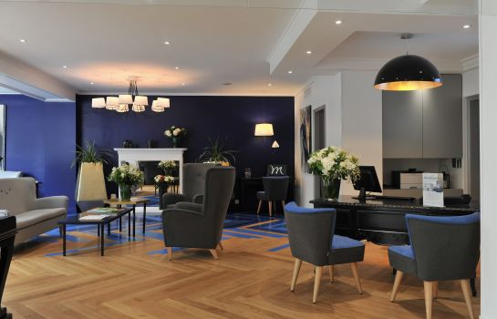 Hotelhalle Hôtel Mercure Paris Saint-Cloud Hippodrome