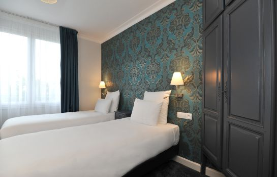Chambre double (standard) Hôtel Mercure Paris Saint-Cloud Hippodrome