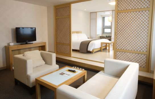 Junior Suite HOTEL PJ MYEONGDONG 호텔 피제이 명동