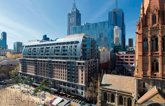 Exterior view The Westin Melbourne