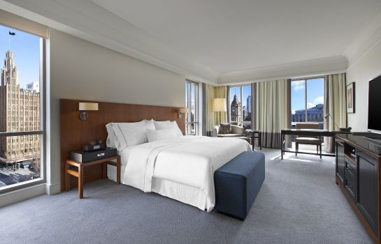 Zimmer The Westin Melbourne