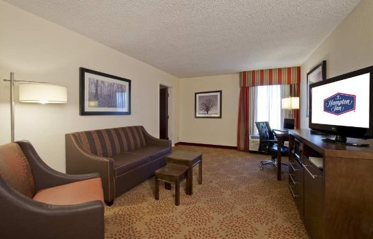 Suite Hampton Inn Anderson