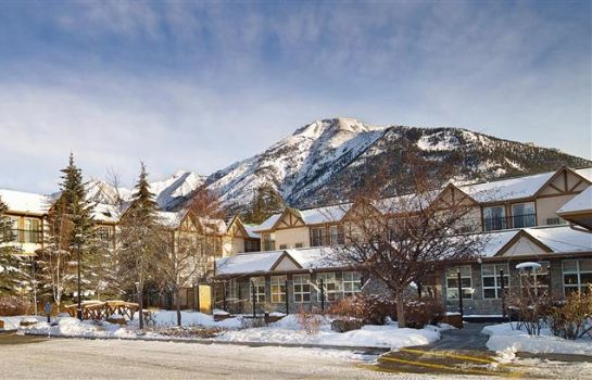 Exterior view COAST CANMORE HOTEL