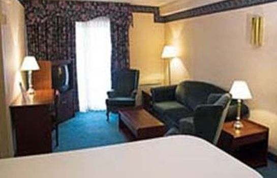 Zimmer HOWARD JOHNSON INN AND SUITES