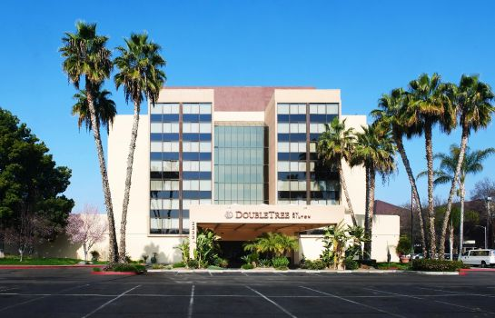 Außenansicht DoubleTree by Hilton Fresno Convention Center