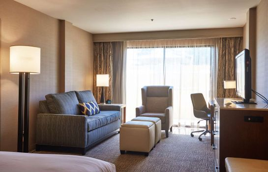 Kamers DoubleTree by Hilton Fresno Convention Center