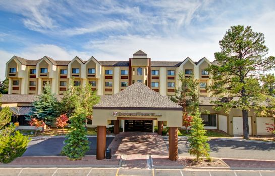 Vista exterior DoubleTree by Hilton Hotel Flagstaff