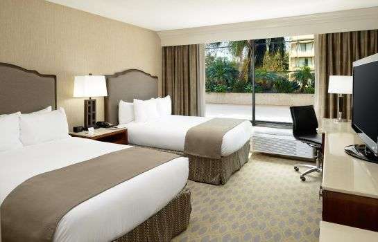 Zimmer DoubleTree by Hilton Hotel Los Angeles - Westside