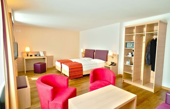 Junior Suite Coop Tagungszentrum