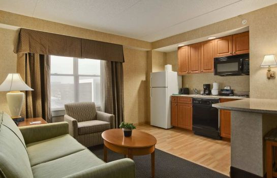 Hotel-Bar Homewood Suites by Hilton Philadelphia-City Avenue