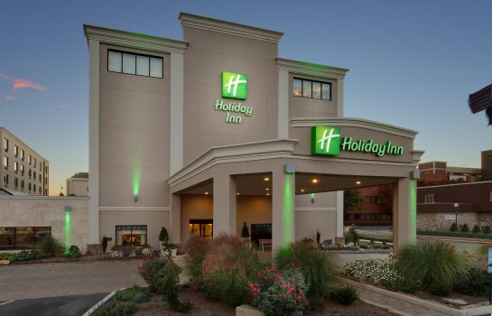 Außenansicht Holiday Inn WILLIAMSPORT