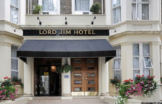 Vista exterior Lord Jim Hotel London Kensington