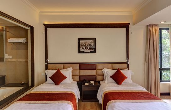 Standard room Gokarna Forest Resort