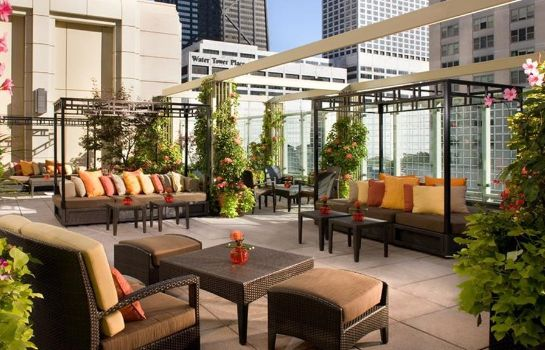 Bar hotelowy The Peninsula Chicago