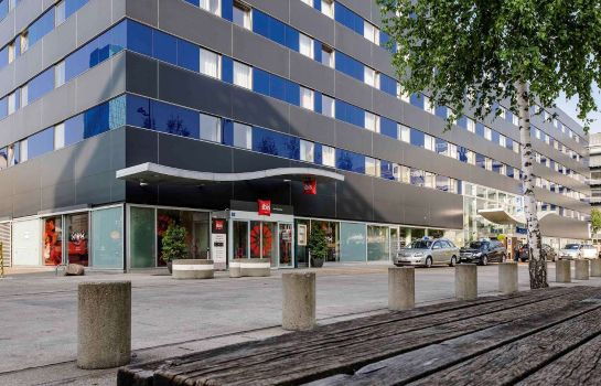 Vista esterna ibis Zurich City West
