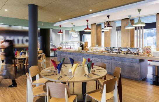 Restaurant ibis Zurich City West