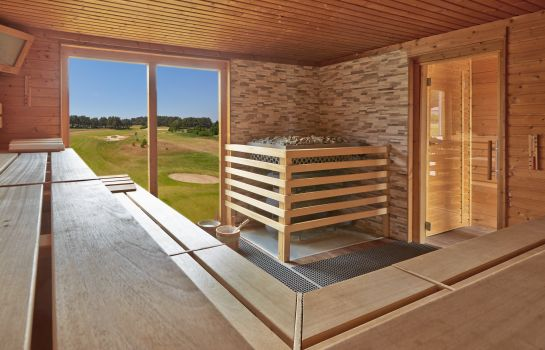Sauna Best Western Plus Baltic Hills Usedom