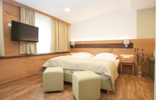 Double room (superior) Zur Post