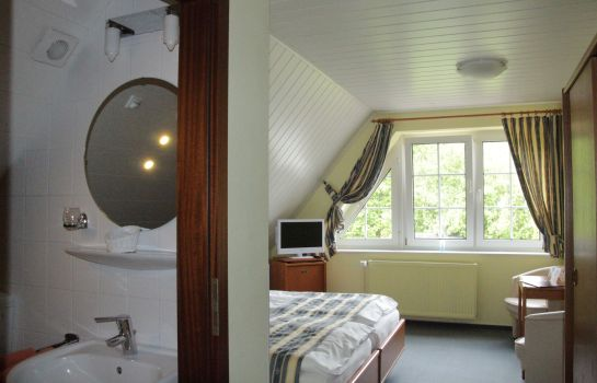 Chambre double (standard) Am Fuchsberg Pension