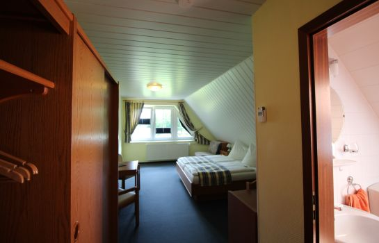 Chambre double (confort) Am Fuchsberg Pension