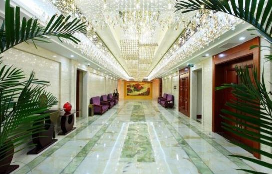 Vista all'interno Zhonghao Grand Hotel