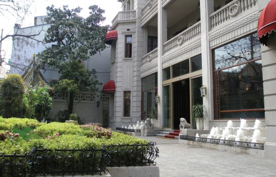 Exterior view Mansion Hotel