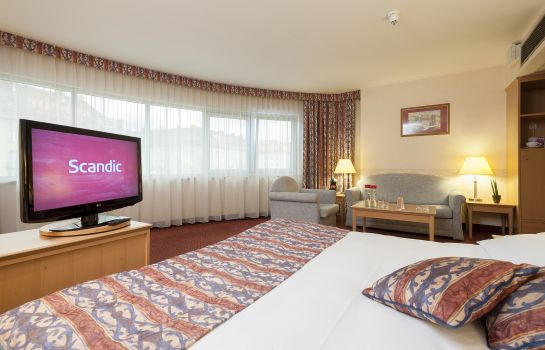 Junior Suite Scandic Wrocław