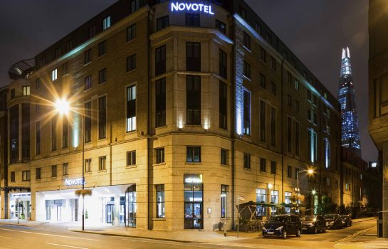 Buitenaanzicht Novotel London City South