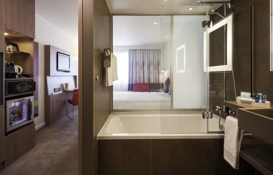 Badkamer Novotel London Bridge