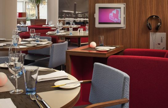 Restaurant Novotel London Bridge