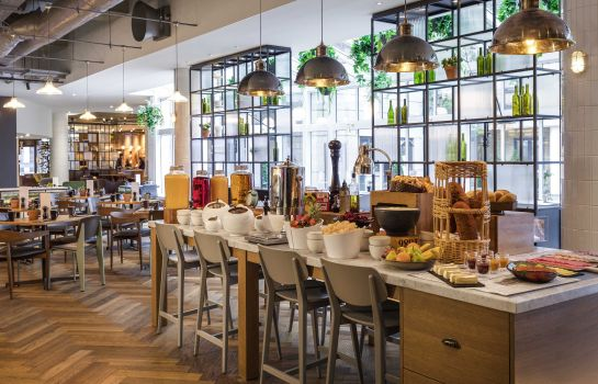 Restaurant Novotel London City South