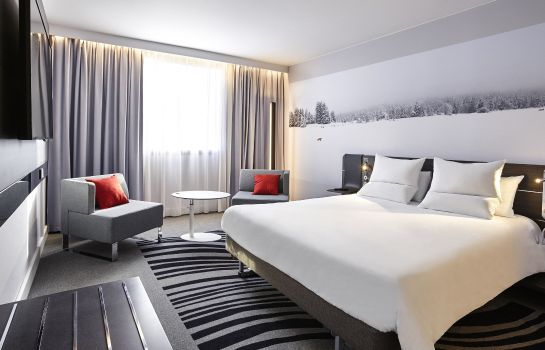 Kamers Novotel London Bridge