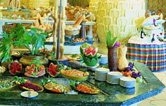 Breakfast buffet Pyramisa Sharm El-Sheikh Resort