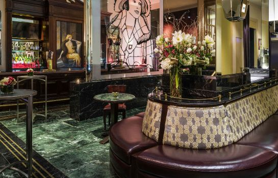 Hotel bar Sofitel New York